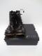 (予約品)2〜3月入荷予定/Portaille・ポルタユ/lacedup backzip boots Wipeoff horse(馬革) : black×brown