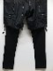 NIL/S・ニルズ/PL STRETCH TWILL TROUSERS FOR MALE/BLACK