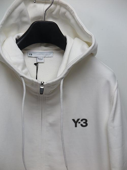 Y-3・ワイスリー/Y3-A20-0000-189/M CH1 GFX HDY/CORE WHITE.