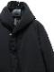 wjk・ダブルジェイケイ/warmest coat/ブラック