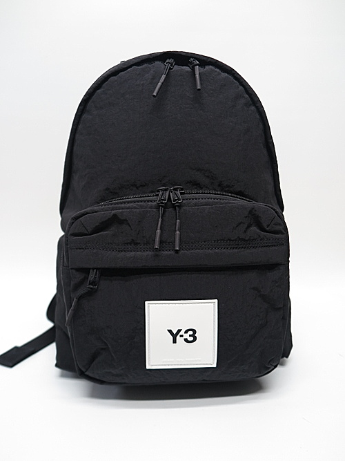 Y-3・ワイスリー/Y-3 TECHLITE/BLACK