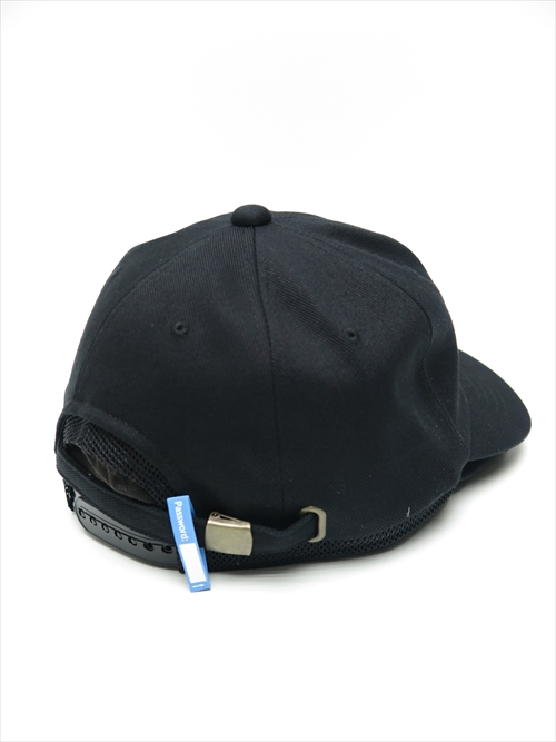 MIHARAYASUHIRO・ミハラヤスヒロ/CA4LAcollaboration double cap BLK/BLK