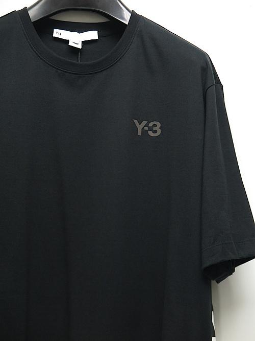 SALE35%OFF/Y-3・ワイスリー/Y3-A20-0000-373/M CH1 GFX SS TEE/BLACK
