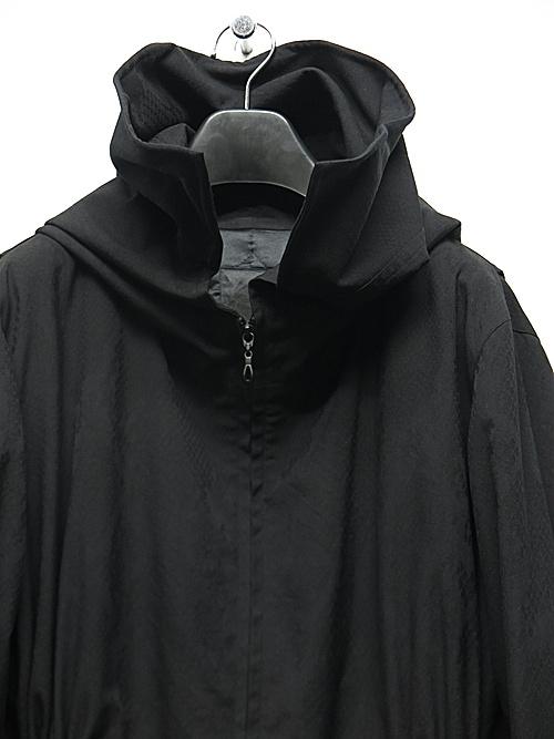 (予約品)8月入荷予定/kiryuyrik・キリュウキリュウ/Python JQD Mods Coat/Black