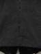 RIPVANWINKLE・リップヴァンウィンクル/高密度ウェザー×タイプライターストレッチ CHESTER JACKET/ブラック.