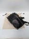 (予約品)1〜2月入荷予定/Portaille・ポルタユ/west bag Soft tanned horse(馬革): Black
