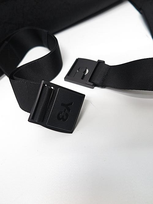 Y-3・ワイスリー/Y-3 XBODY BAG/BLACK
