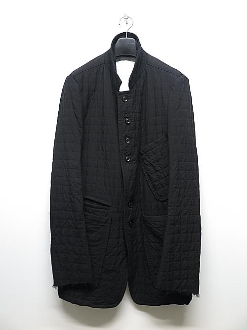 nude:masahiko maruyama ・ヌード:マサヒコマルヤマ/Jacket/Black