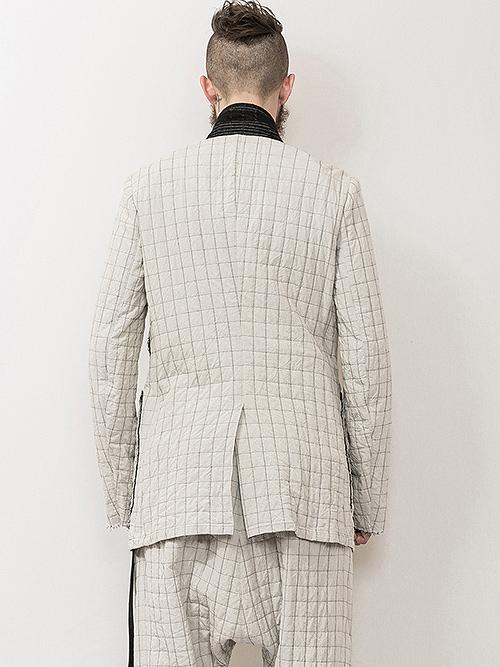 nude:masahiko maruyama ・ヌード:マサヒコマルヤマ/Jacket/Ivory