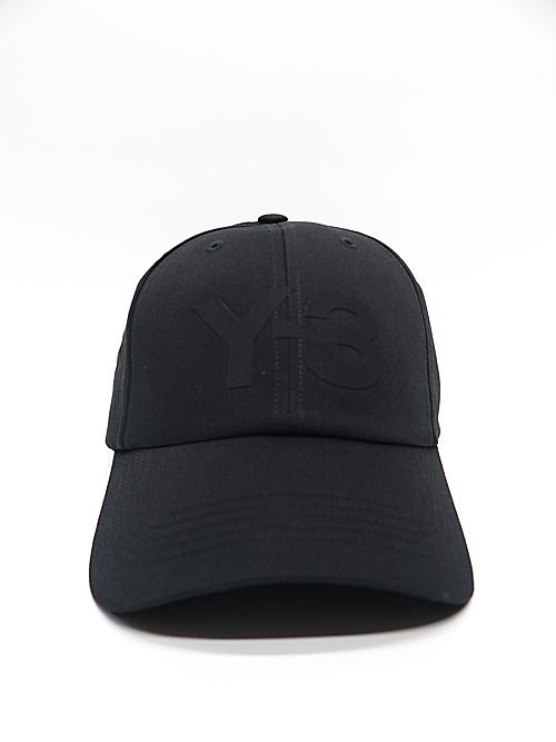 Y-3・ワイスリー/Y-3 LOGO CAP/BLACK