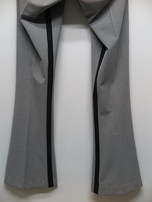 (予約品)8月入荷予定/kiryuyrik・キリュウキリュウ/Toropical Inside TP-Slacks/Grey