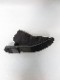 Portaille・ポルタユ/Soft tanned horse Thong sandals/BLK