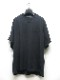 NIL/S・ニルズ/COTTON DRY JERSEY CUT & SEWN FOR MALE/BLACK