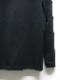 RESOUND CLOTHING・リサウンドクロージング/jersey LONG TEE/BLACK