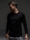 (予約品)8月入荷/RESOUND CLOTHING・リサウンドクロージング/jersey LONG TEE/BLACK
