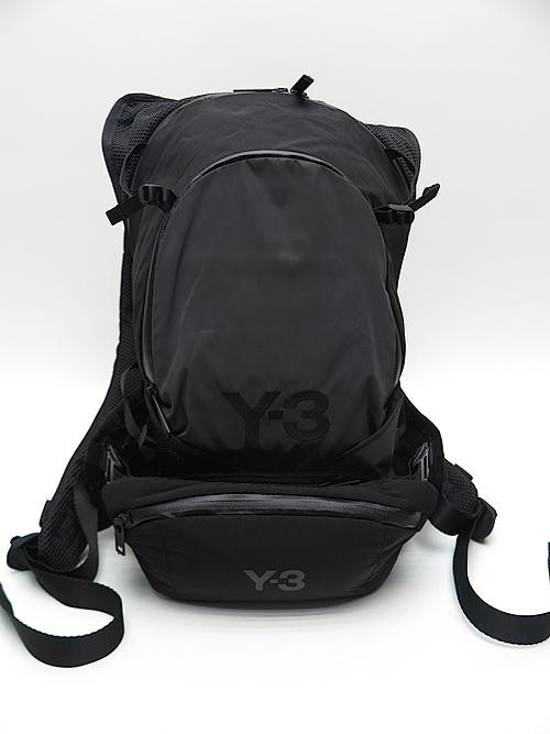 Y-3・ワイスリー/Y3-A20-0000-117/Y-3 CH1 BP/NTGREY
