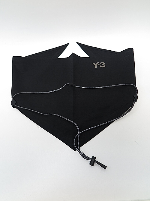 Y-3・ワイスリー/Reflective MASK& Bandana/BLACK