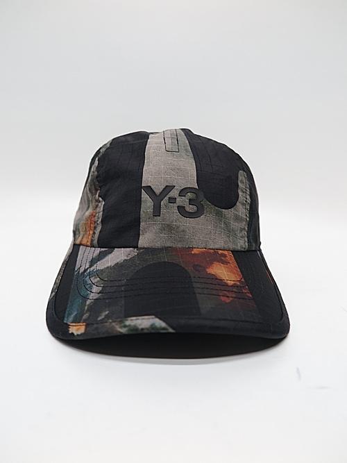 Y-3・ワイスリー/Y-3 RUNNING CAP/MULTICOLO