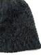 SALE30%OFF/Yohji Yamamoto・ヨウジヤマモト/アクリル天竺星柄ニットキャップ・ブラック.
