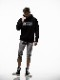 19TH RESOUND CLOTHING・リサウンドクロージング/RE cropped PT/GREY