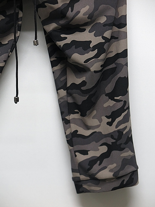 19TH RESOUND CLOTHING・リサウンドクロージング/RE cropped PT/BKCAMO