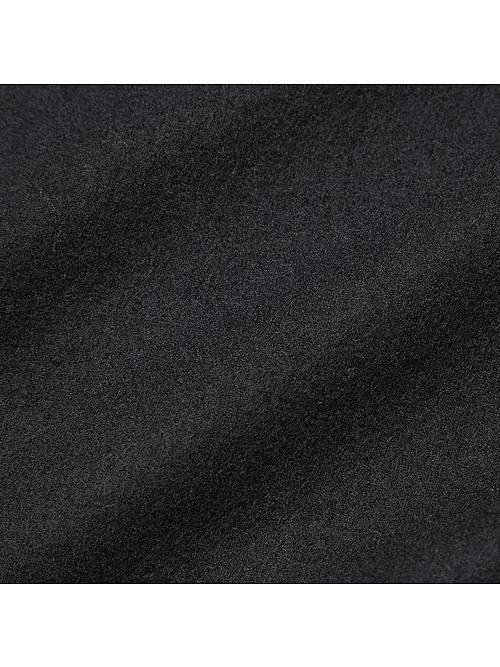 RIPVANWINKLE・リップヴァンウィンクル/圧縮ウールジャージ WOOL JERSEY P/O/BLACK