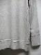 RIPVANWINKLE・リップヴァンウィンクル/圧縮ウールジャージ WOOL JERSEY P/O/EURO WHITE