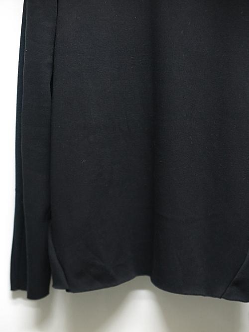 RIPVANWINKLE・リップヴァンウィンクル/ボンバーヒート BICOLOR SOLID/BLACK × CB.BLACK