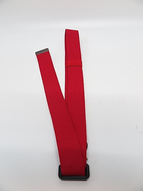 Ground Y・グラウンドワイ/Pe/GY Tactical belt/RED
