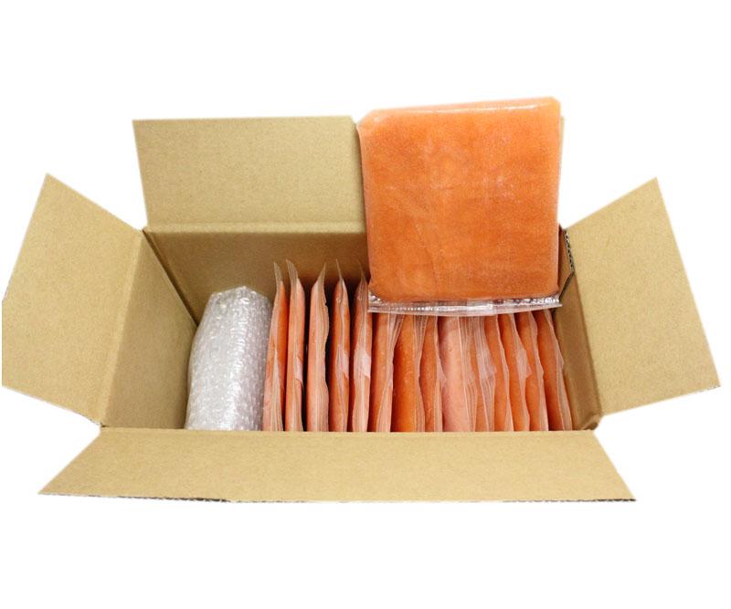 有機農園産の冷凍ニンジンジュース(酵素活性)