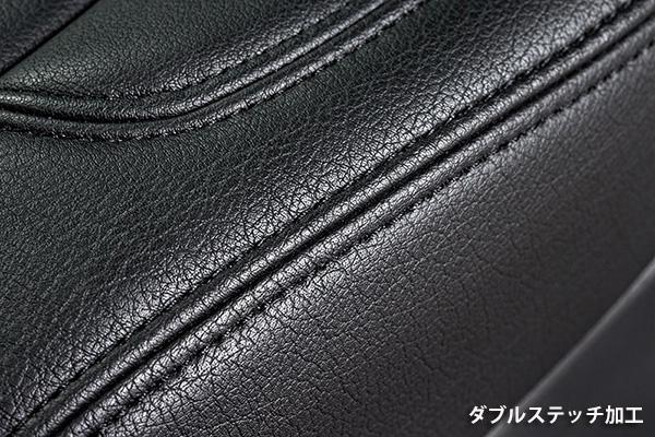 TOYOTA 60系 ハリアーハイブリッド専用 M LINE シートカバー スタンダード モデル COMS2915