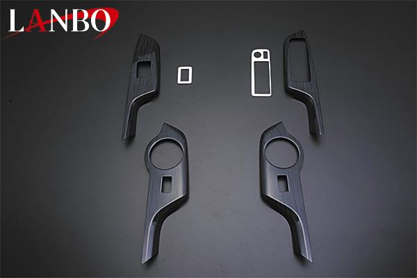 トヨタ C-HR専用 LANBO パワーウインドースイッチパネル LP10##
