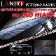 【LANBO】トヨタ 200系 ハイエース 標準ボディ 専用 ダッシュボード レザーパネル タイプLUXE 3ピースセット LUXE-LDBP-H200