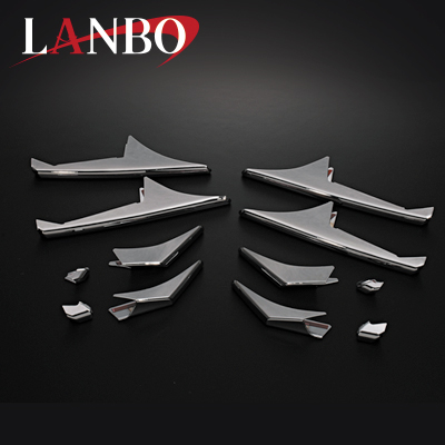 【LANBO】トヨタ 80系 ヴォクシー ZS専用 フォグランプカバー L80VO-BME476