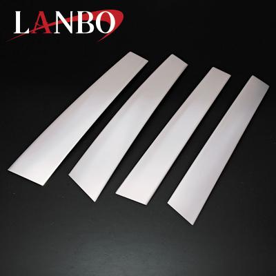 【LANBO】トヨタ 50系 プリウス専用 ステンレス ピラーパネル L50PRI-E006