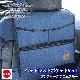 GRACE ヘッドレスト・ポケット アンティークデニム 日本製 汎用品 グレイス ANTIQUEシリーズ GHP-D