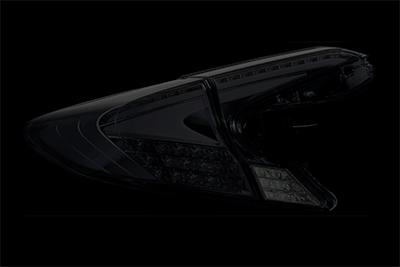 VALENTI トヨタ C-HR ヴァレンティ ジュエル LEDテールランプ REVO TT10CHR