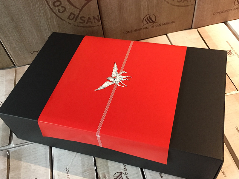 紅騎士・白騎士セット熨斗付きギフトBOX