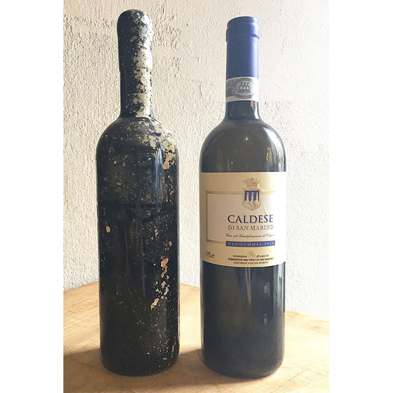 海底ワイン カルデッセ・ディ・サンマリノ(予約販売)