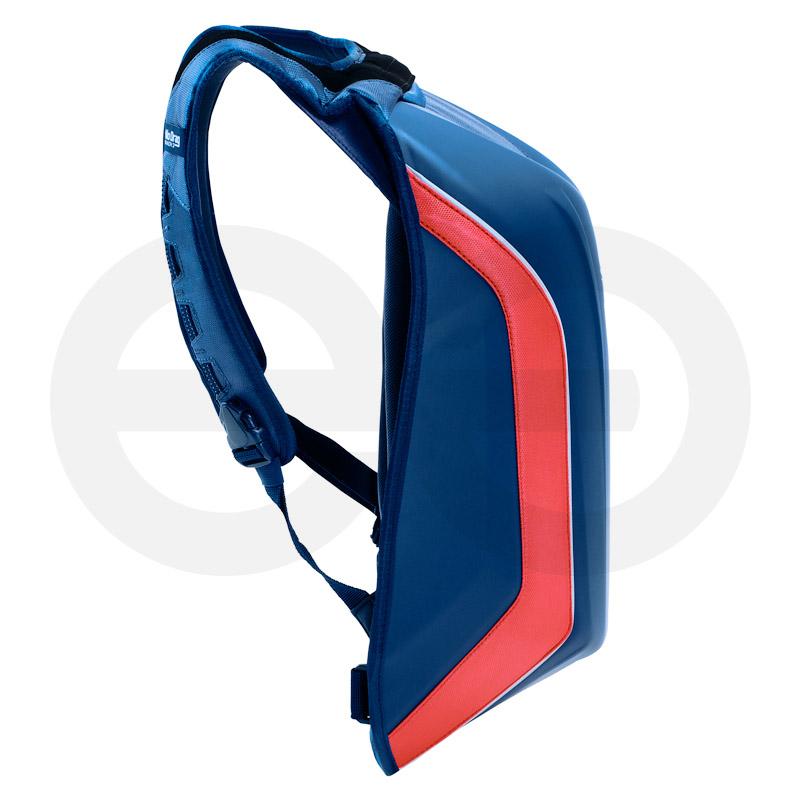 NO DRAG MACH 3 PACK BGR /BLUE GREY RED