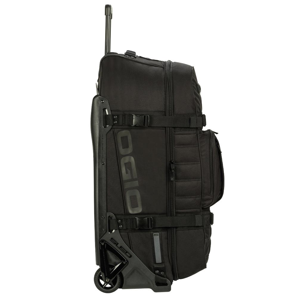 RIG 9800 PRO WHEELED BAG BLACKOUT