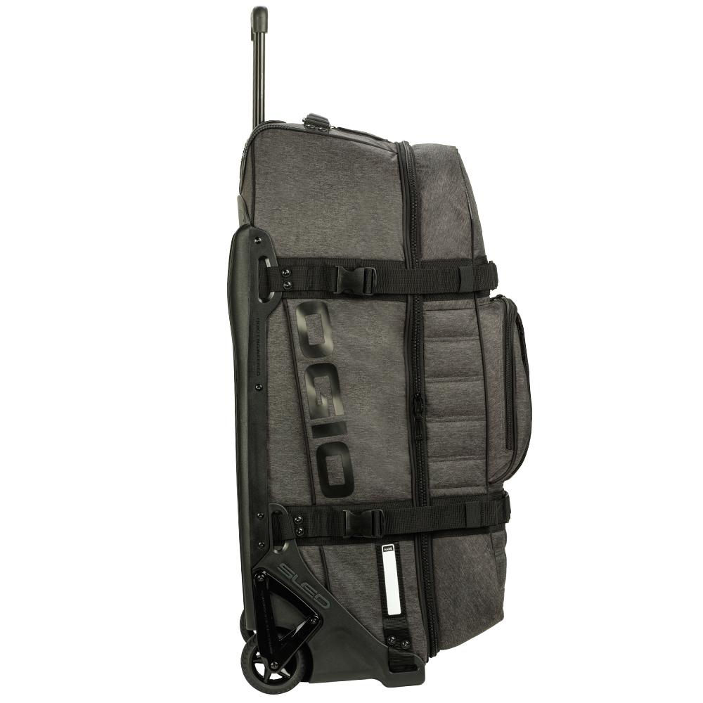 RIG 9800 PRO WHEELED BAG DARK-STATIC