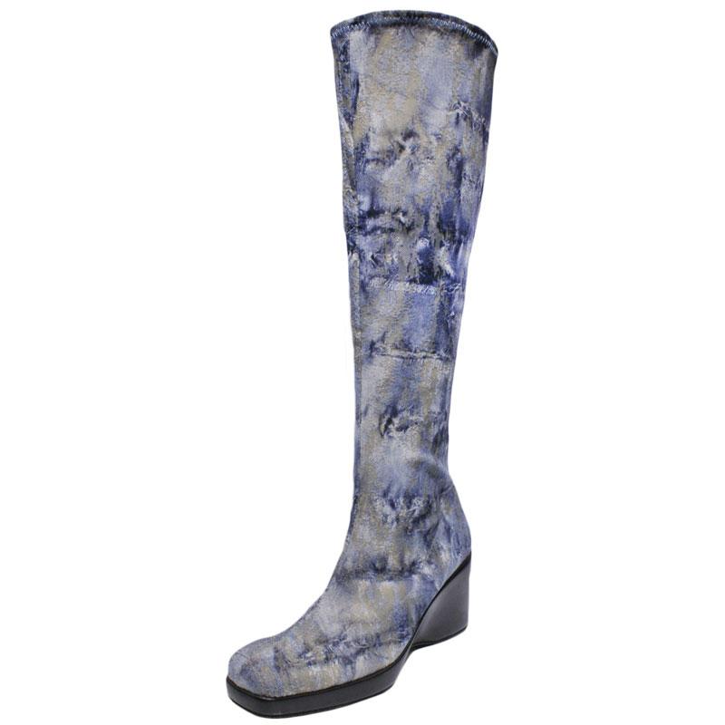 Put's プッツ 42330 デニム【会員登録で送料無料&ポイント10%!】 Put'sは足もとと人を美しくするレディースシューズ・ブランド ふりかえらせるすてきなブーツです
