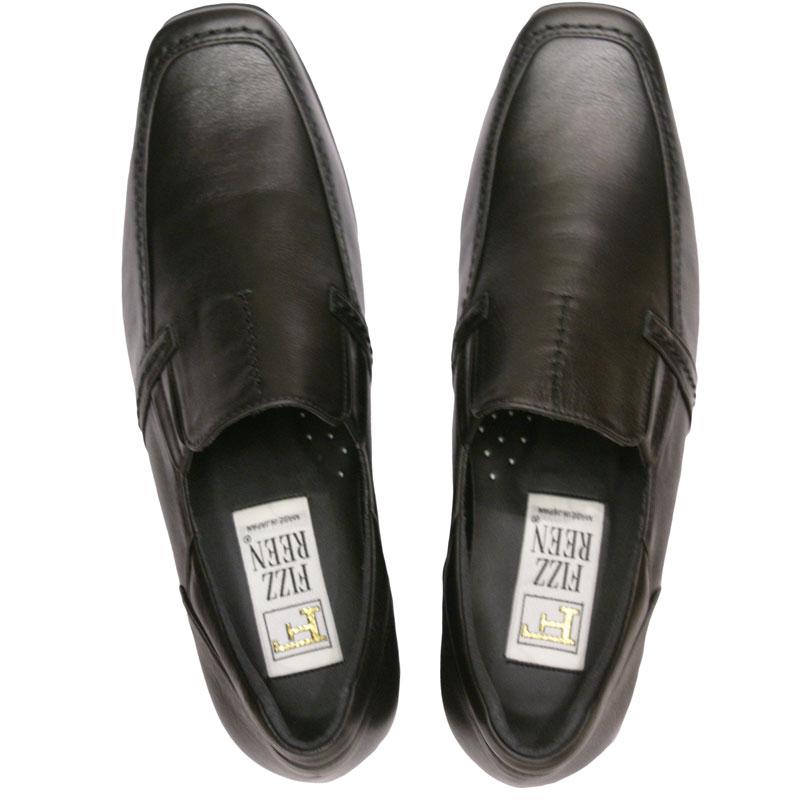 FIZZ REEN & SPORTS NINE 2408 ブラック【会員登録で送料無料&ポイント10%!】 魅せるデザインと歩きやすく痛くならない信頼の日本製レディースシューズ・ブランド 定番的人気のはきやすいカジュアルシューズです