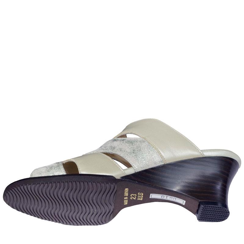 FIZZ REEN フィズリーン 0610 ベージュ【会員登録で送料無料&ポイント10%!】魅せるデザインと歩きやすく痛くならない信頼の日本製レディースシューズ・ブランド 気軽に履けるミュールです