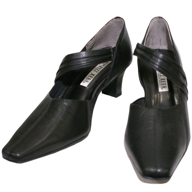 FIZZ REEN フィズリーン 8916 ブラック【会員登録で送料無料&ポイント10%!】魅せるデザインと歩きやすく痛くならない信頼の日本製レディースシューズ・ブランド 人気8900番台シリーズのバリエーションモデルです