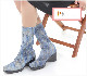 Put's プッツ 42340 デニム【会員登録で送料無料&ポイント10%!】 Put'sは足もとと人を美しくするレディースシューズ・ブランド ふりかえらせるすてきなブーツです
