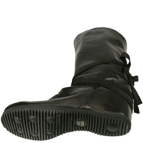 FIZZ REEN フィズリーン 3010 ブラックスムース【会員登録で送料無料&ポイント10%!】 魅せるデザインと歩きやすく痛くならない信頼の日本製レディースシューズ・ブランド インヒールで美脚足長効果! リボンがかわいい ミドル丈ブーツです