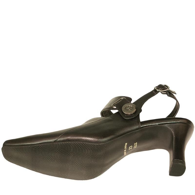 FIZZ REEN フィズリーン 8936 ブラック【会員登録で送料無料&ポイント10%!】魅せるデザインと歩きやすく痛くならない信頼の日本製レディースシューズ・ブランド FIZZ REENの見た目以上に履きやすいロングセラー商品です