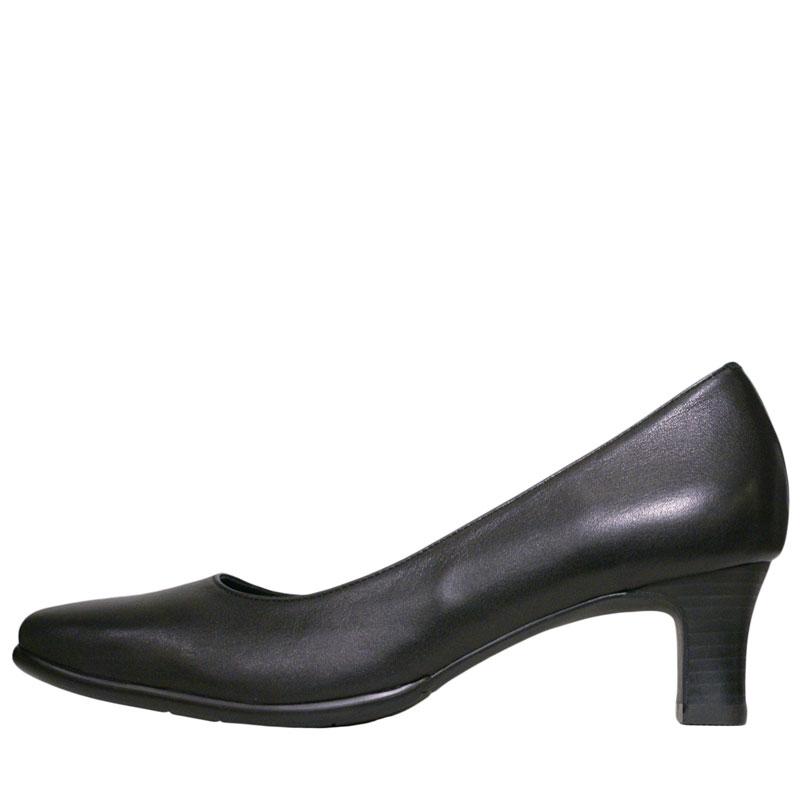 FIZZ REEN フィズリーン 5400 ブラック【会員登録で送料無料&ポイント10%!】 魅せるデザインと歩きやすく痛くならない信頼の日本製レディースシューズ・ブランド 履きやすさに定評のFIZZ REEN人気パンプスです